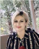 MSc. Valentina Telhaj, psikologe këshillimi, terapiste EMDR niveli 1