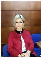 MSc.Valentina Telhaj Psikologe Këshillimi / Terapiste EMDR niveli I