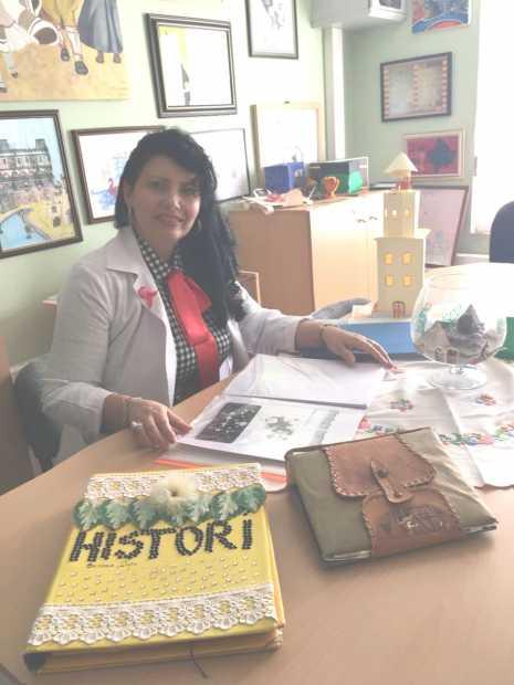 Dr. Majlinda Ziu, Mësuesja e Vitit për Arritjet Akademike të Nxënësve nga Ministria e Arsimit në rang kombëtar