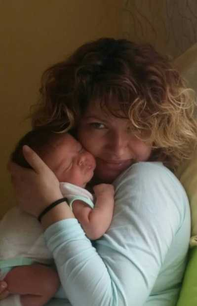 Jori Vila me vajzën e saj Zhaklin