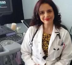 Daniela Teferici Mjeke kardiologe