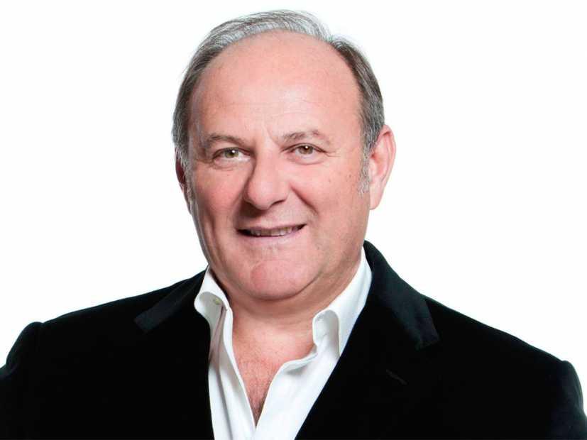 Gerry Scotti, prezantues italian