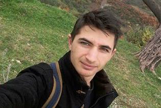"""Gerald Ramaj, student në """"Fakultetin e Shkencave të Natyrës"""" UT"""