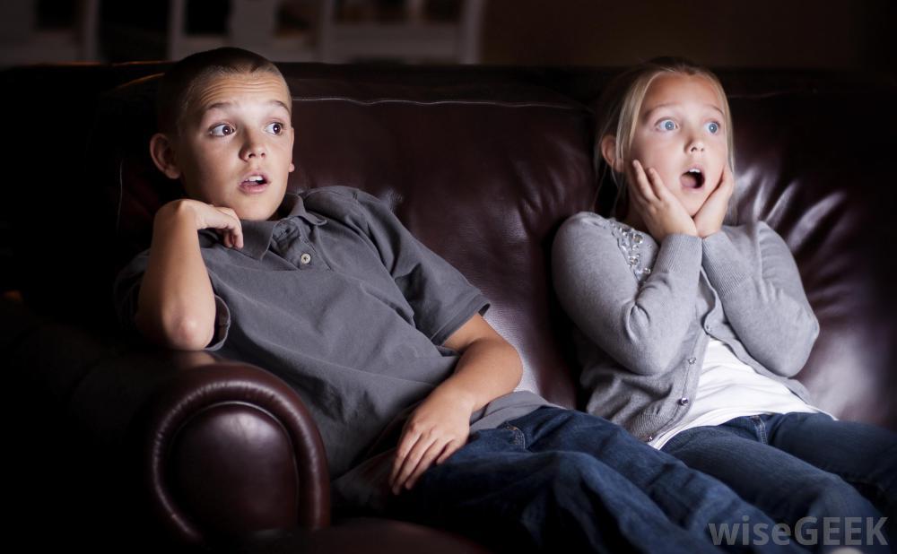 femije qe shohin filma horror