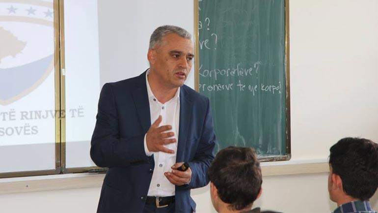 PhD.Mr.sc.Nevzat Shemsedini, Psikolog klinik