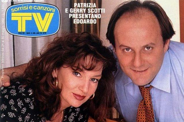 Gerry Scotti me ish-bashkëshorten Patrizia-Grosso