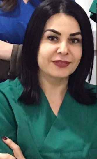 Albana Duni, mjeke gastrohepatologe