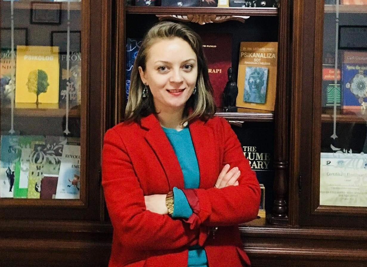 Lediona Braho, psikologe klinike