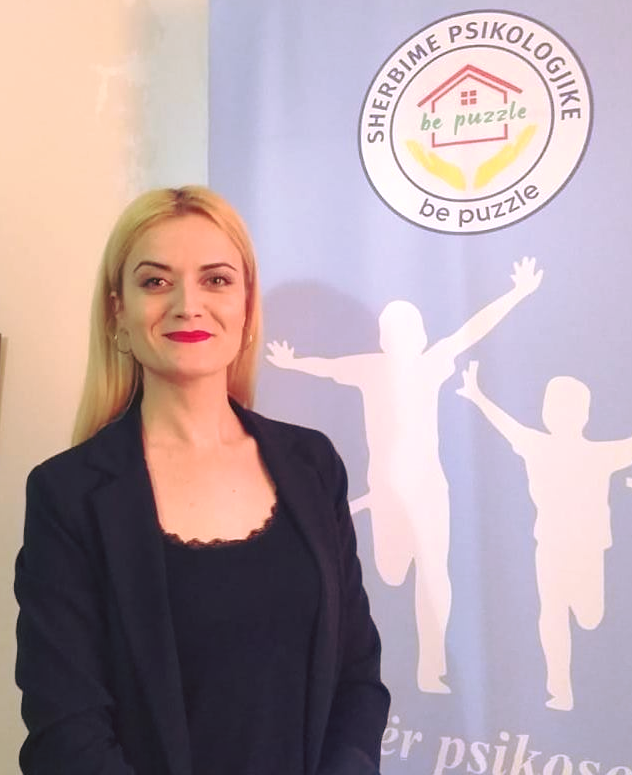 Msc. Imo Alikaj Psikologe Klinike Psikotraumatologe EMDR