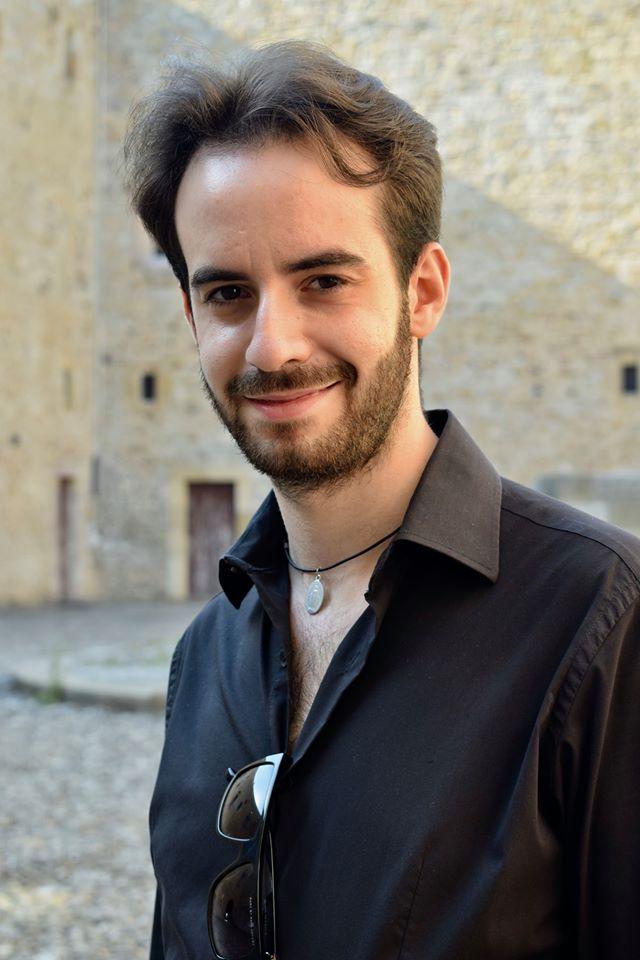 Alberto Carbone, shkrimtar