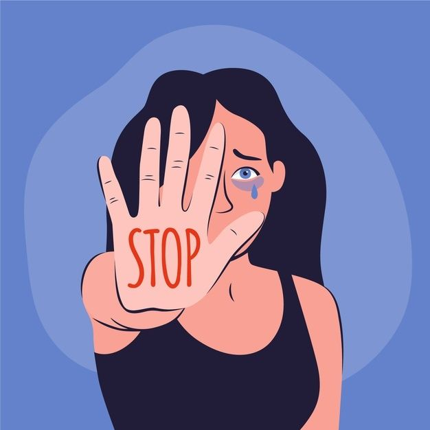 download-stop-gender-violence-concept-for-free