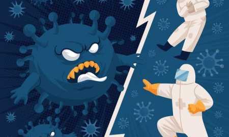 fighting-coronavirus-concept